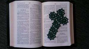 hekla bokmerke grønn